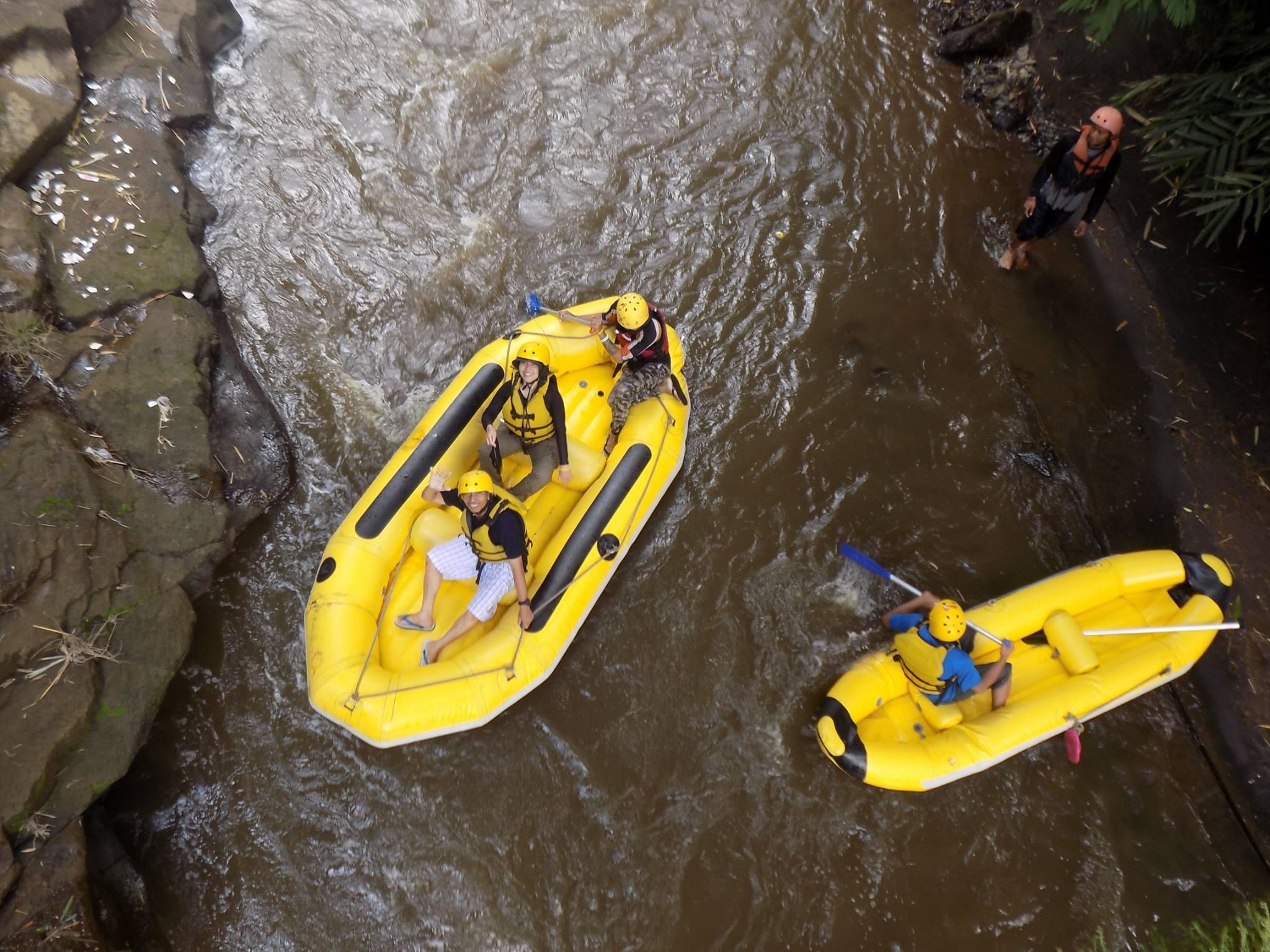 operator rafting dan outbound di batu - malang