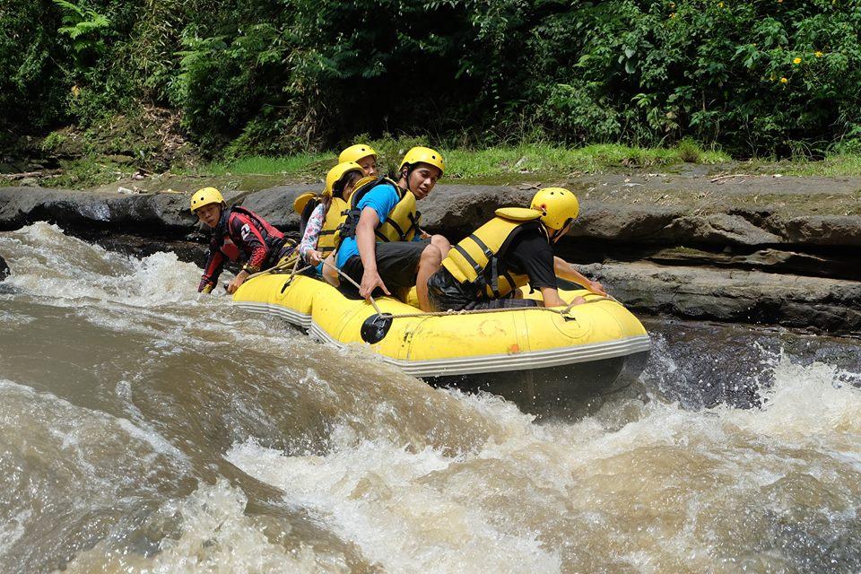 operator rafting di batu - malang jawa timur