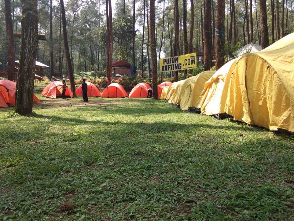camping keluarga di malang, tempat camping di malang