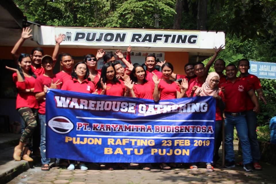Rafting PT Karyamitra Budisentosa