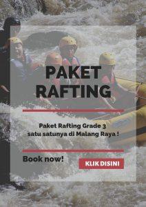 pujon rafting malang